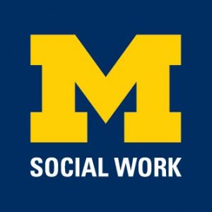 University of Michigan School of Social Work logo